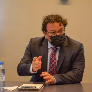 Askin Demir : De la compétence et du vécu au service de l'aéroport Dakar Blaise Diagne