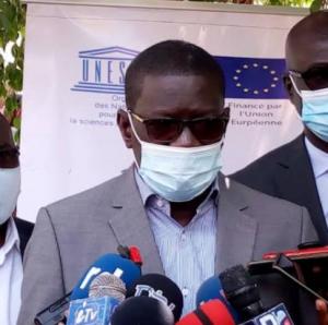 Désinformation sur la pandémie : UNESCO outille des journalistes au fact-checking