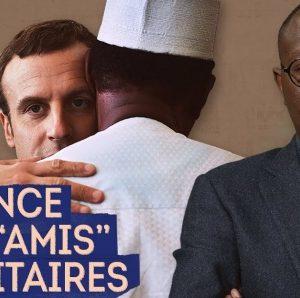 """La France et ses """"amis"""" autoritaires africains"""