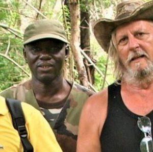 Le Pr Didier Raoult en mission au Sénégal