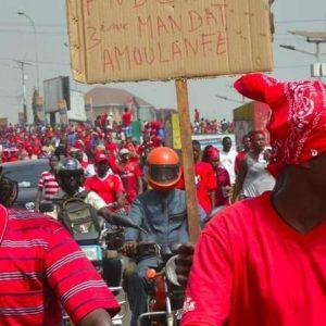 Guinée: la nouvelle stratégie du Front national pour la défense de la Constitution