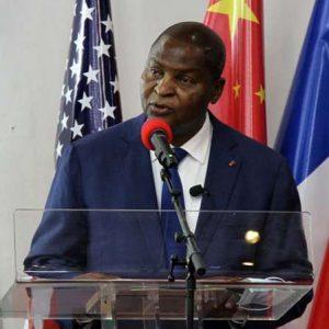 Centrafrique: le président Touadéra annonce l'organisation d'un dialogue républicain