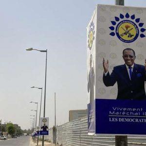 Présidentielle au Tchad: polémique autour de l'affichage électoral à Ndjamena