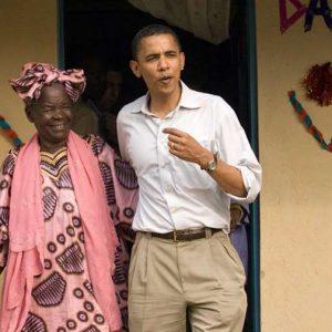 """Sarah Obama, la """"grand-mère"""" kényane de Barack Obama, est décédée"""