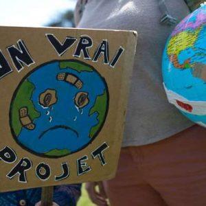 Loi Climat : l'appel d'une jeune militante aux députés