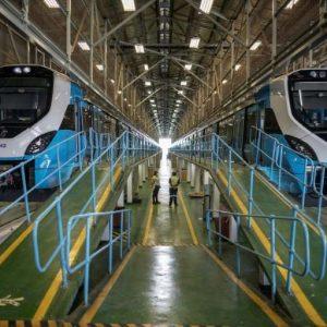 """Immobilité forcée pour les """"trains du peuple"""" sud-africains"""