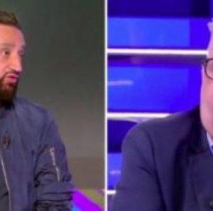 """""""Agression sexuelle"""": Le passage censuré entre Pierre Ménès et Marie Portolano dévoilé dans TPMP"""