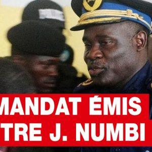 Affaire Chebeya-Bazana en RDC: le général John Numbi visé par un mandat d'arrêt