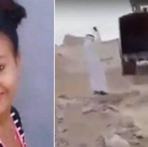 [Vidéo] Arabie saoudite : Mélanie, domestique malgache, forcée à la prostitution et enterrée à la pelleteuse