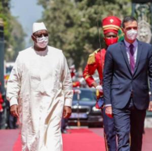 Macky Sall dément Boubacar Sèye : « L'UE n'a donné aucun crédit sur la migration au Sénégal »