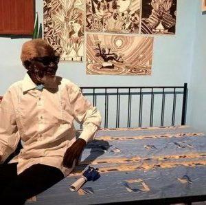Ablaye Ndiaye, l'homme qui dessinait les affiches de cinéma