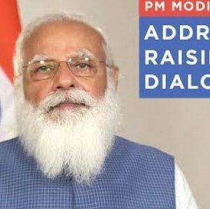 Raisina Dialogue : « L'Inde a tenu parole et a fourni des vaccins à plus de 80 pays » (Premier ministre Modi)