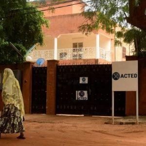 Niger: l'ONG Acted dans le collimateur du gouverneur de Diffa
