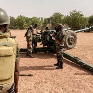 REPORTAGE. Comment les soldats européens forment l'armée malienne