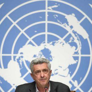Le patron du HCR en RDC auprès des réfugiés centrafricains