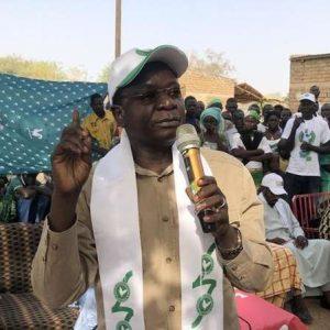 Présidentielle au Tchad: Pahimi Padacket Albert en campagne à Lagon contre l'insécurité