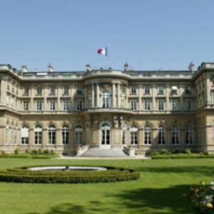 Togo: la France confirme l'authenticité d'une lettre de courtoisie envoyée à Faure Gnassingbé en mars 2020