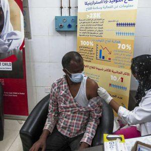 """Covid-19 en Afrique : """"La situation de l'accès aux vaccins est devenue pratiquement intenable"""""""