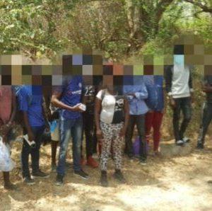 Émigration clandestine : Des Sénégalais arrêtés au Honduras