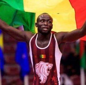 JO 2020 : Le lutteur Adama Diatta, 4e Sénégalais qualifié