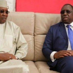 Mort d'Idriss Déby: Macky Sall magnifie « sa contribution à la stabilisation du Sahel »