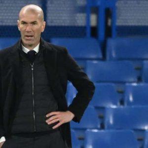 Zidane entretient le mystère