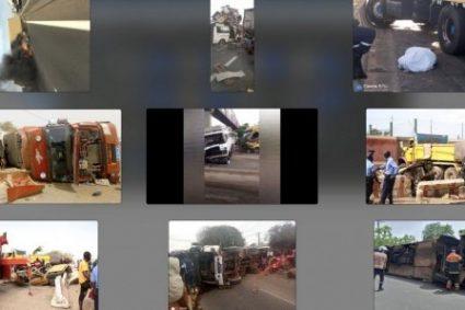 [Vidéo] Accidents tragiques, parc vieux de 40 ans, défaut de visite technique : Camions, ces gros porteurs de malheur !