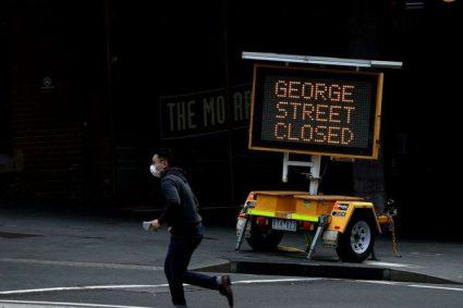 Covid-19 en Australie: l'armée veille au respect du confinement à Sydney