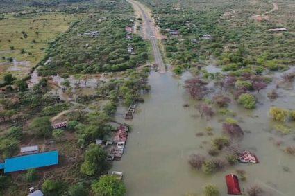Afrique : inquiétante montée des lacs