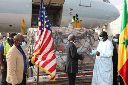 Covid-19 au Sénégal : des fonds américains pour la vaccination
