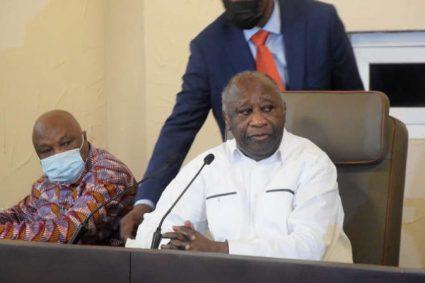 Gbagbo évoque avoir parlé de Soro avec Ouattara