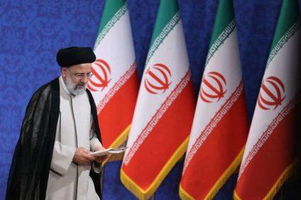 Iran : L'ultraconservateur Ebrahim Raïssi officiellement intronisé président
