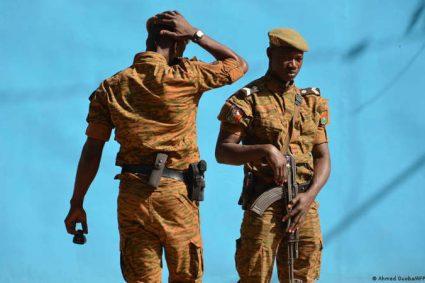 Au Burkina Faso, les terroristes sont des locaux