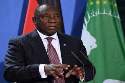 Afrique du Sud : Cyril Ramaphosa revient sur les violences de juillet