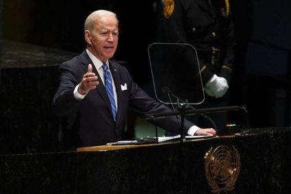 Discours de Biden à l'ONU : les Etats-Unis «ne cherchent pas une nouvelle Guerre froide»