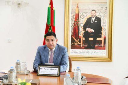 Le Maroc engagé dans un processus solide de démocratisation (Bourita)