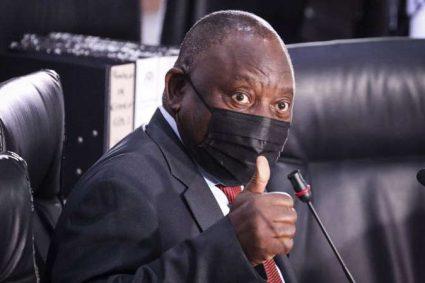 Afrique du Sud : Ramaphosa salue la libération conditionnelle de Jacob Zuma