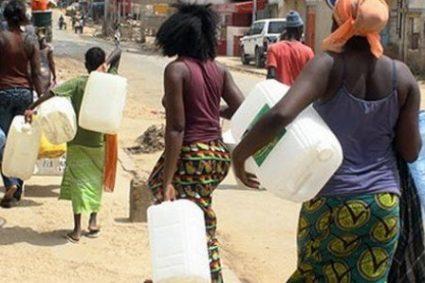Magal 2021 : Plusieurs quartiers de Touba privés d'eau