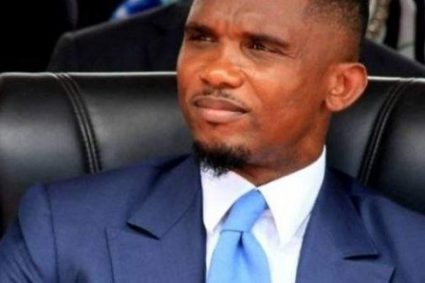 Samuel Eto'o candidat à la présidence de la Fédération camerounaise de football