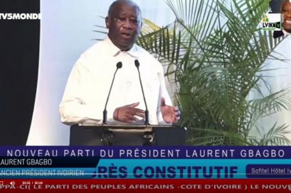 Laurent Gbagbo, prêt à partir? Voici les deux personnalités qui pourraient lui succéder