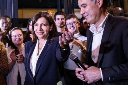 Présidentielle 2022: Anne Hidalgo investie candidate par le Parti socialiste
