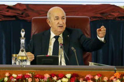 Algérie : le président Tebboune exige de Paris le «respect total de l'Etat algérien»